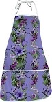 948-3622 Purple Pacific Legend Aloha Apron